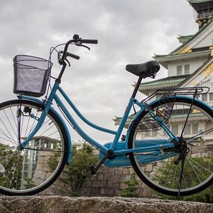 See Osaka on two wheels - the best way to experience the city.