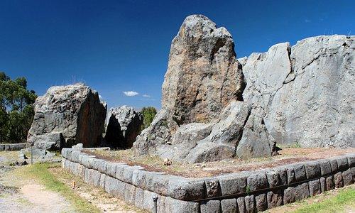 Cusco: Quenko Amphitheater Monolith Stone