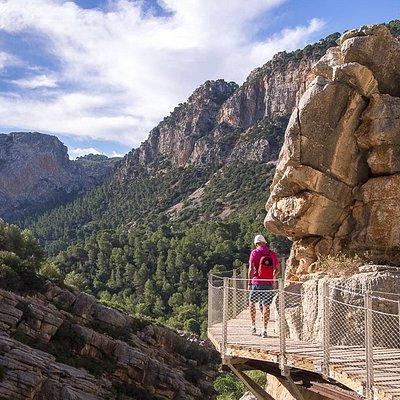 Wanderung Caminito del Rey
