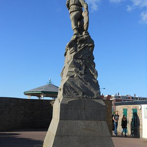 Lifeboat Monument