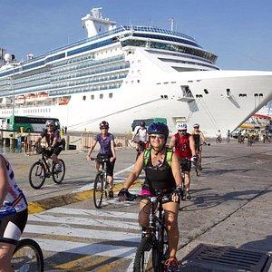 Bike tours cartagena