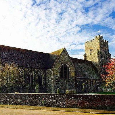 St Mary's Church Chartham