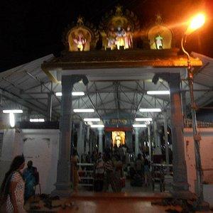 Ashok Nagar Anchaneyar temple - 1