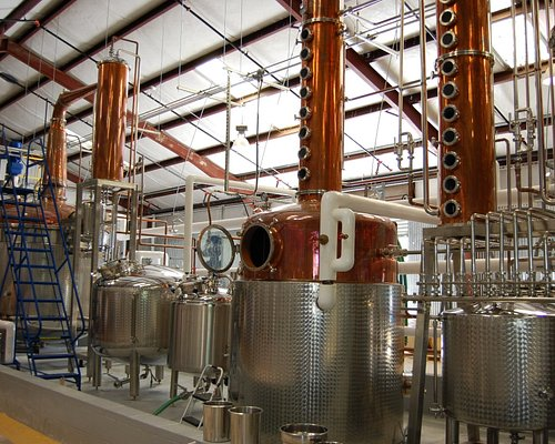 Come take a tour of one of the country's largest and best distilleries!