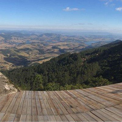 Vista do Pico do Lopo