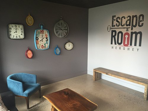 The wait is over: EscapeRoom Hershey