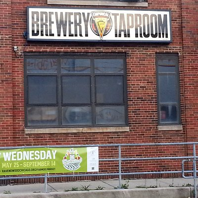 The home of the Empirical Brewery Taproom
