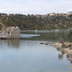ancient Iasos & marina