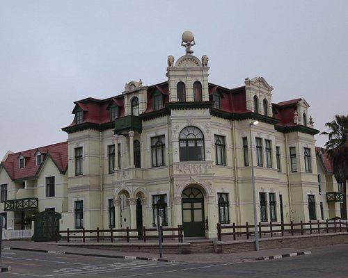 Hohenzollernhaus in Swakopmund
