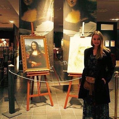 The Da Vinci Machines Exhibition
