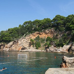 Swimming area Gradac Park