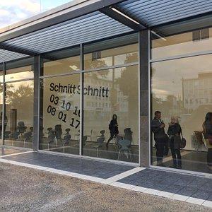 Neue Ausstellung Schnitt Schnitt