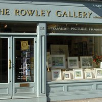 The Rowley Gallery, 115 Kensington Church Street, London, W8 7LN