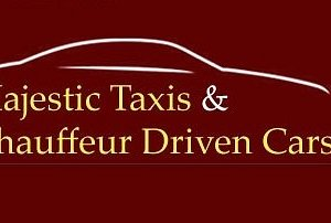 Majestic Taxis Logo