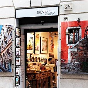 Trevimage store front - Via degli Avignonesi, 29A