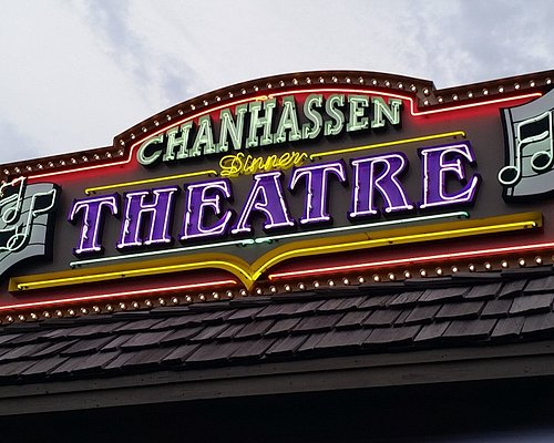 Chan DT - Neon Sign outside