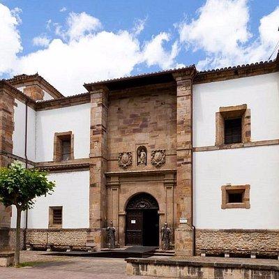 Vista exterior del Museo