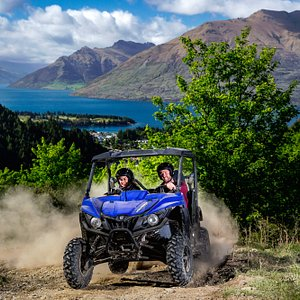 Off Road Expeditions- Challenger Self Drive Guided Buggy Tour
