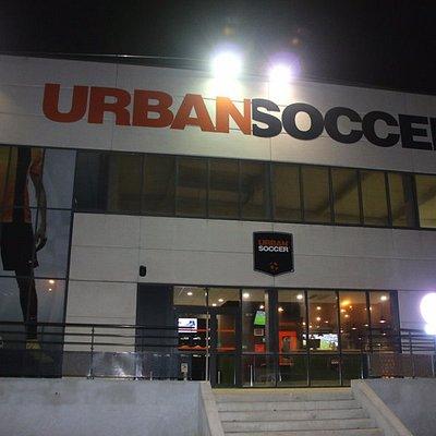 Devanture UrbanSoccer Toulouse Sept-Deniers