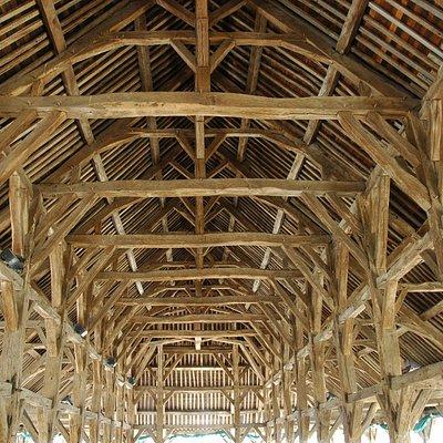 Halles du 16ème siècle - Questembert