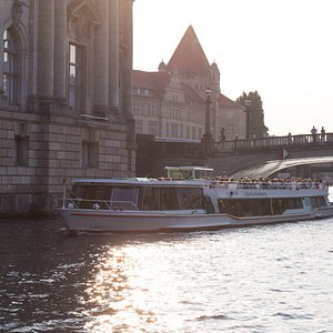 Spreetour durch Berlins Mitte