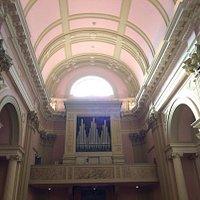 Chiesa dei Cancelli: órgão