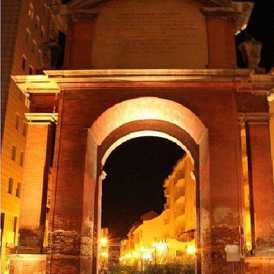 Arco notturno