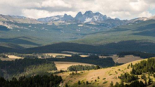 Bighorn Mountains, Sheridan's Backyard