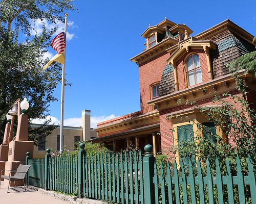 Exterior of the Museum (Ailman House)