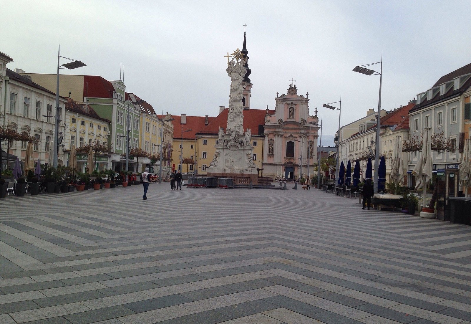 Rathaus Sankt Polten