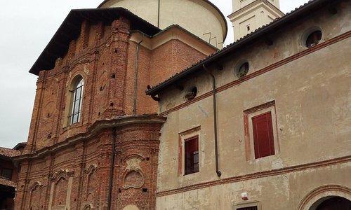 La chiesa di S.Dionigi