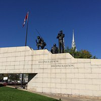 Peacekeeping Monument