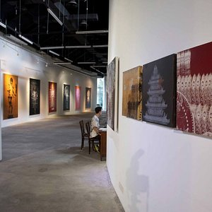 Cage of Deliverance - Rajinder Singh Exhibition in Wei-Ling Contemporary 2016