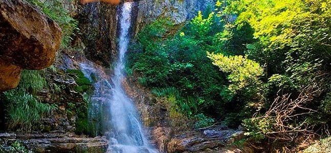 Halkidiki - Waterfall