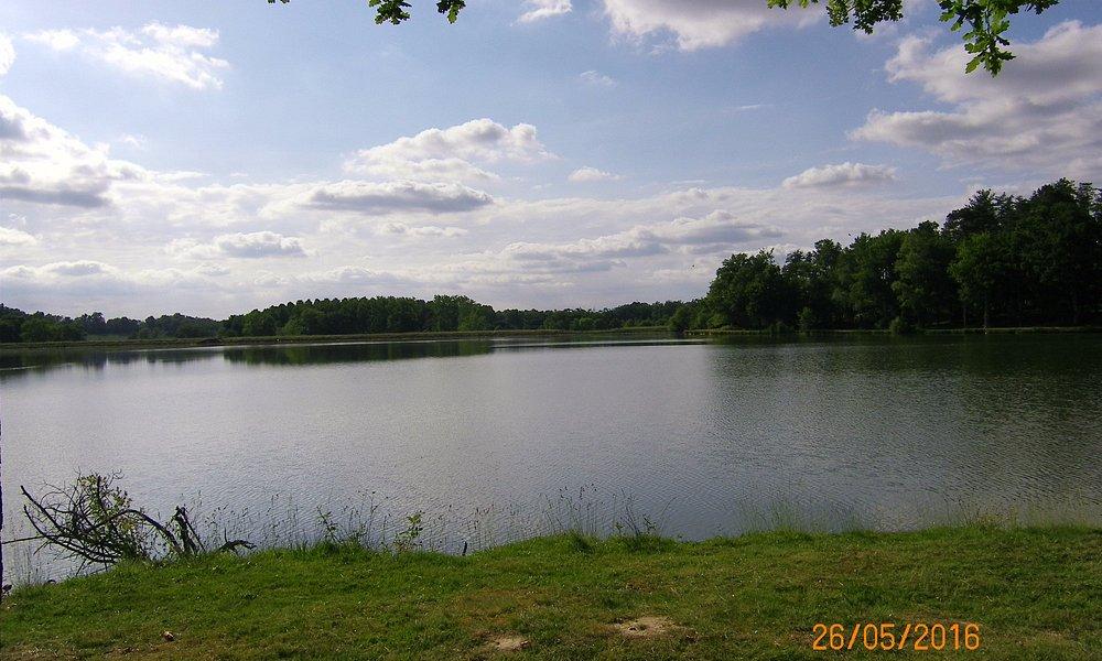 Le lac de l'Uby