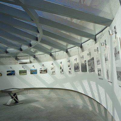 Exhibition on the history of Faia, a small village in Sernancelhe, Portugal.