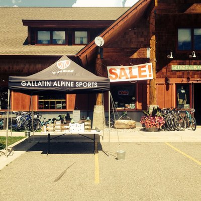 Welcome to Gallatin Alpine Sports where we got you covered for winter and summer.