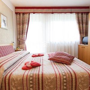 The Double Room at the La Roche
