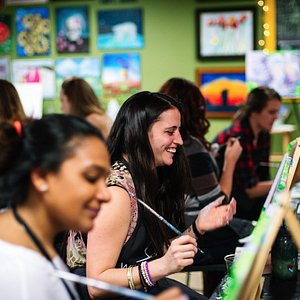Did we mention that painting is therapeutic?