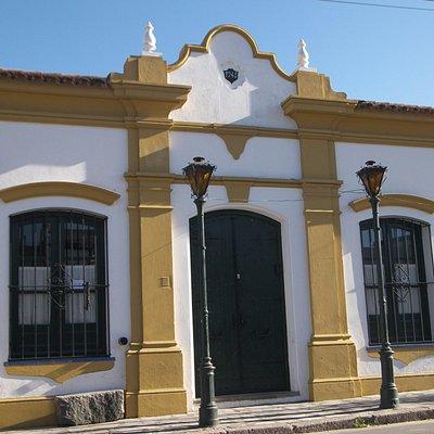 Frente del Museo Squirru