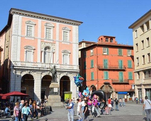 Piazza delle Vetto