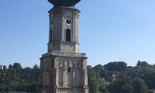 Church below Fortress