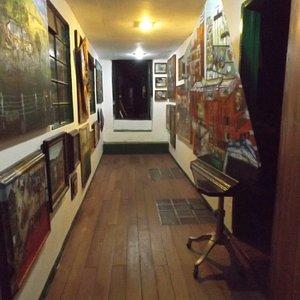 Visita nuestra exposición. Te encontraras con una forma diferente de vivenciar el Arte.