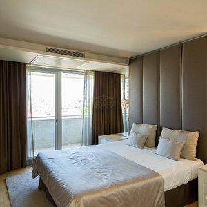 The Superior Apartment at the Serviced Apartments Boavista Palace