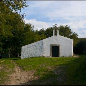 Aggius,  l'églisede Santu Petru Rudas.,