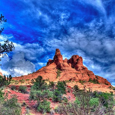 Bell Rock Vortex from Little Horse Trail