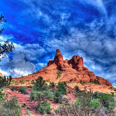 Bell Rock Vortex from Little Horse Trail