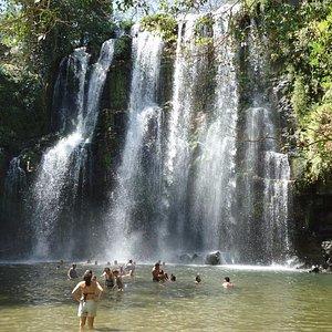 Miravalles Waterfall and Adventure Trip