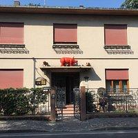 Sede del Museo Maialido, collezione maialini Renzo Battaglia.