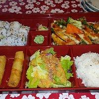 Chicken lunch special